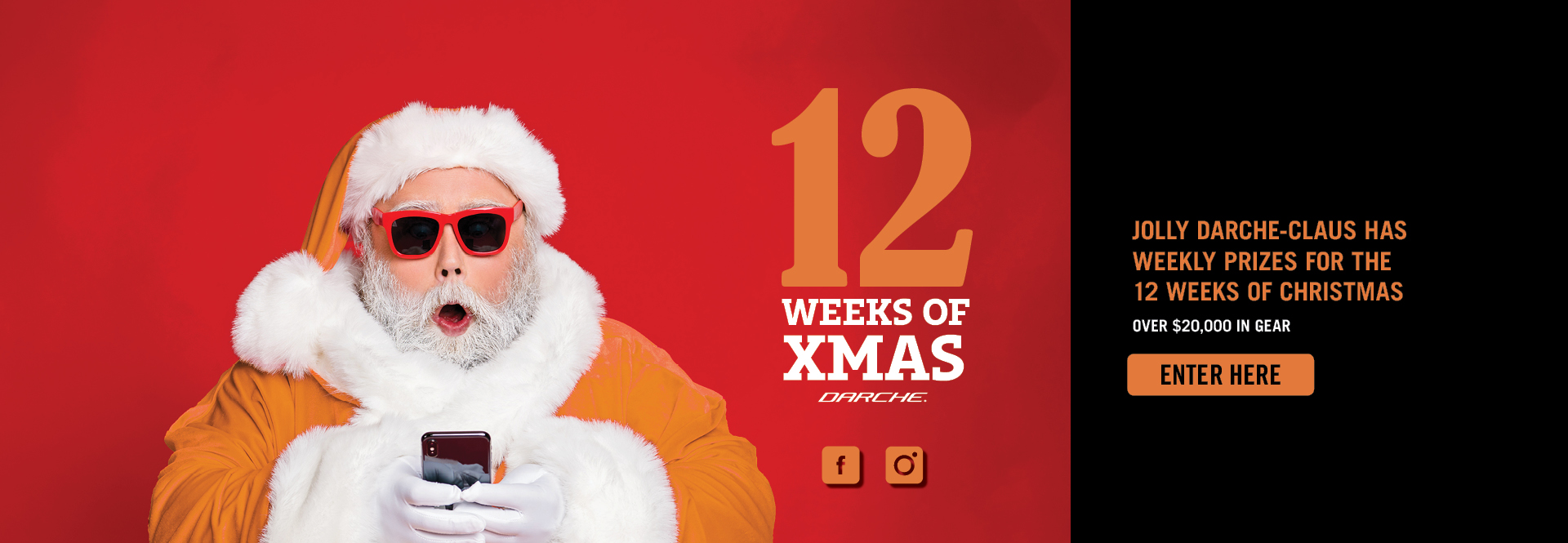 Darche 12 Weeks of Christmas